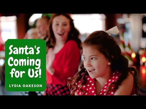 Sia – Santa's Coming For Us   Lydia Oakeson Of Rise Up Children's Choir