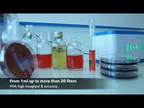 PMI - Blue Line AES - Biomerieux