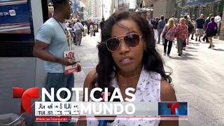 Nueva York en estado de alerta tras ataque en Barcelona | Noticiero | Noticias Telemundo