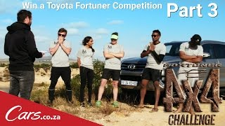Win a Toyota Fortuner Challenge Finale - Episode 3