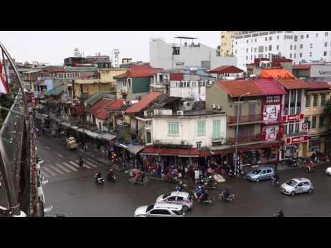 Tonkin Free School Square (Hanoi, Vietnam)