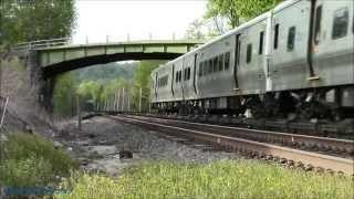 M7A Meets M7A @ Mount Pleasant (Harlem Line)