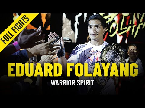 Warrior Spirit Episode 7: Eduard Folayang | ONE Championship Special
