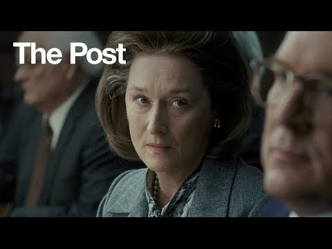 The Post | Now On Digital | 20th Century FOX