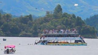 В Колумбии затонуло туристическое судно со 150 пассажирами (новости)
