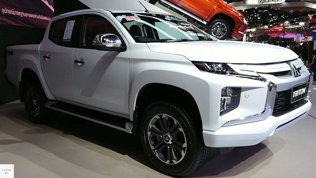 Mitsubishi Triton 2020 phiên bản AT2.4 4x4