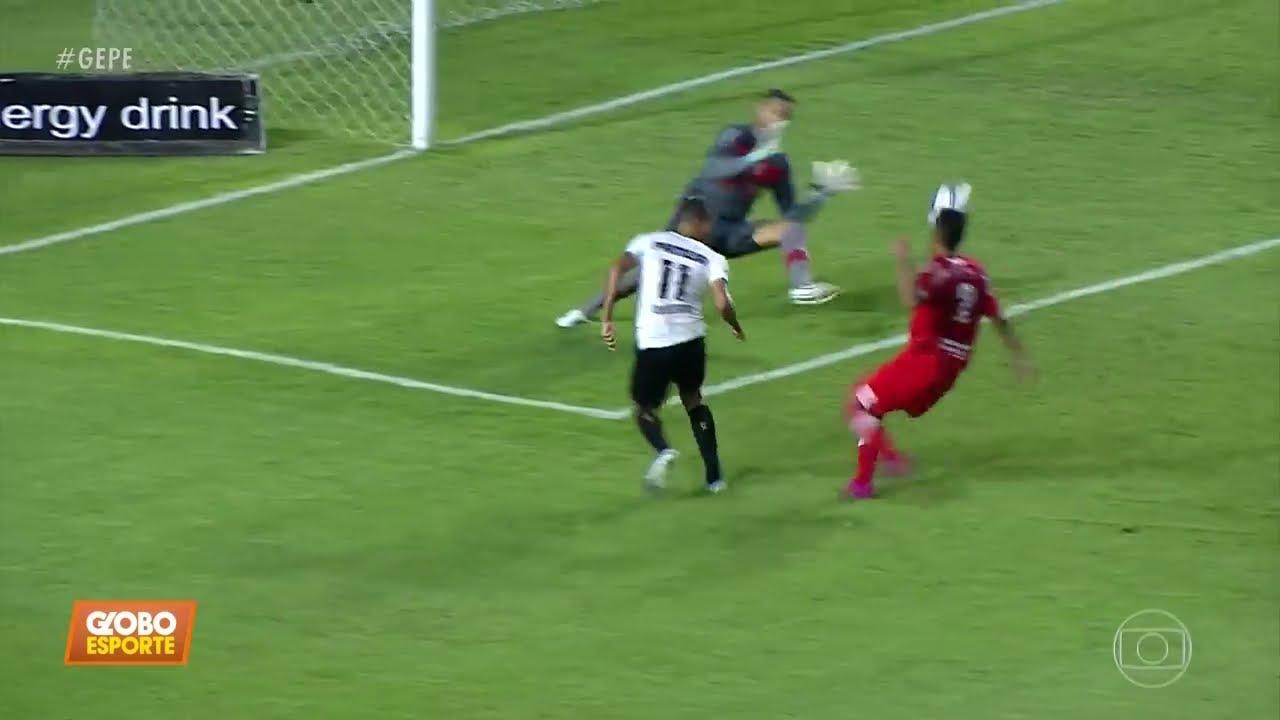 Hd Globo Esporte Pe Crb 1 X 1 Sport Pela 27ª Rodada Do Brasileirão Série B 2019