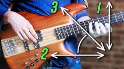 The 3 step fingerboard formula (how to unlock your bass)