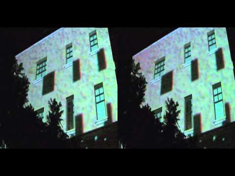 Rhythms + Visions: The Stereoscopic Courtyard