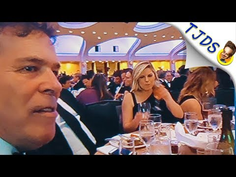 Comedian Handcuffed & Ejected From White House Correspondents' Dinner