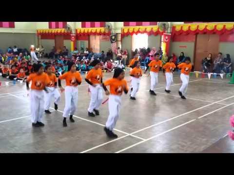 Senamrobik - JUARA Daerah Gombak - SK Tmn Selasih