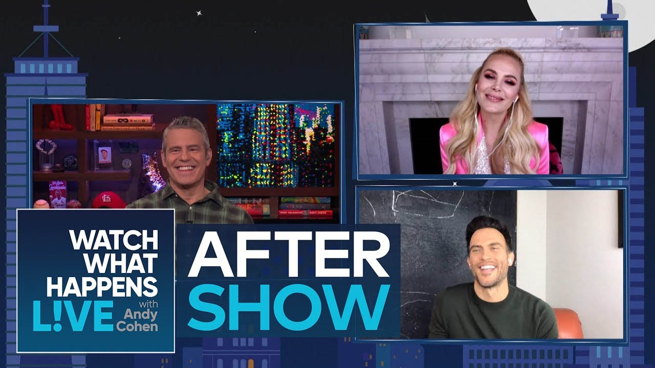 After Show: Kameron Westcott & Cheyenne Jackson Play 'Who Sang That?'