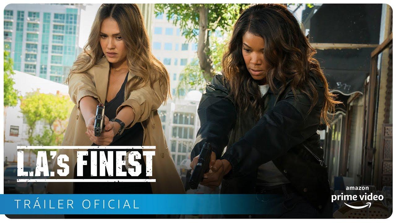 L.A.'s Finest - Tráiler oficial | Amazon Prime Video