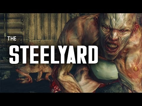 The Pitt 3: Wild Bill & The Steelyard - Fallout 3 Lore