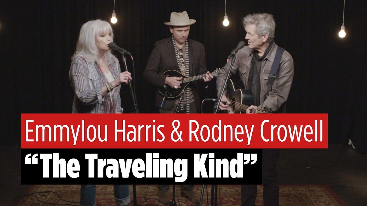 Emmylou harris and rodney crowell play the traveling kind youtube emmylou harris and rodney crowell play the traveling kind stopboris Image collections