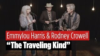 Emmylou Harris And Rodney Crowell Play