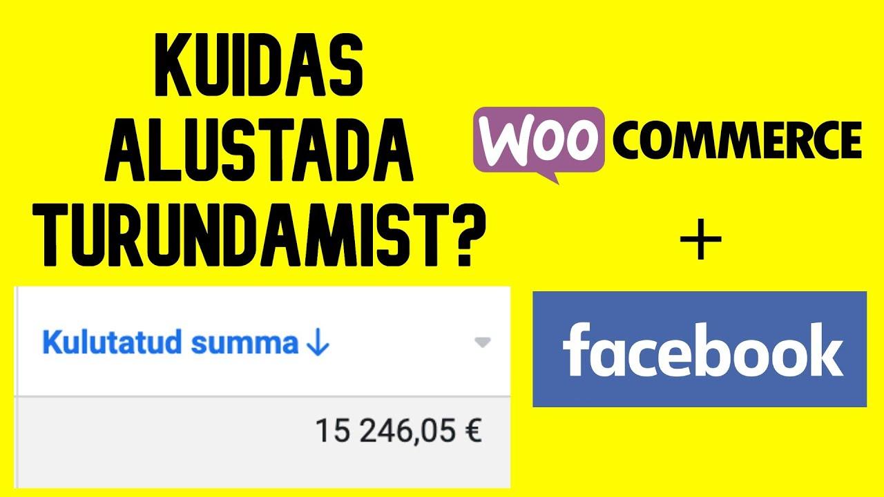 Mis juhtub kui 15 000€ Investeerida ja kuidas alustada Facebookis Turundamist?