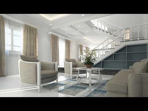 Home design minimalist modern glass house design2018,