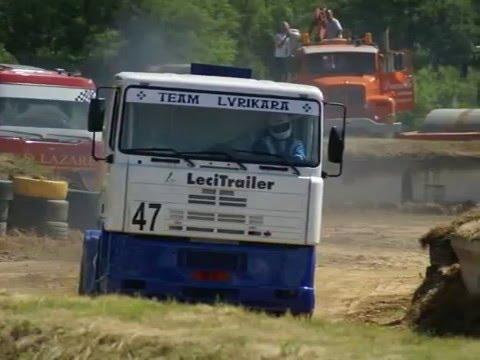 Camion-Cross : la puissance en piste (VIDEO)