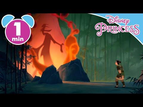 Mulan | Mulan Meets Mushu | Disney Princess #ADVERT