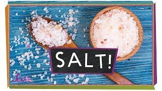 Salt - what is it and where does it come from