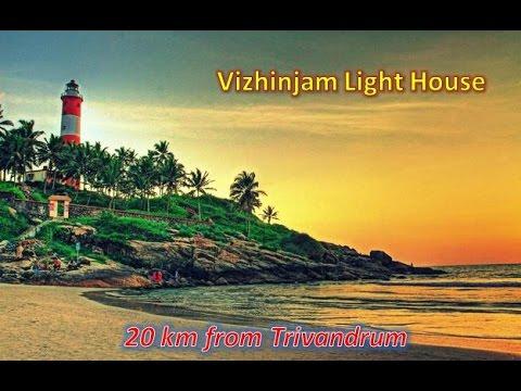 Vizhinjam Light house #kovalam #Exploring_Trivandrum