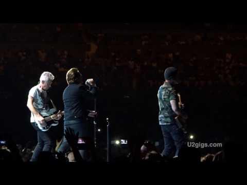 U2 Rome A Sort Of Homecoming 2017-07-16 Roma - U2gigs.com