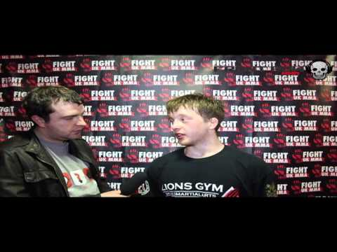 Fight UK 9 James Dixon Post Fight Interview