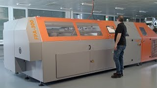 FPA-300 - Fully automatic pocket spring assembler from Fides