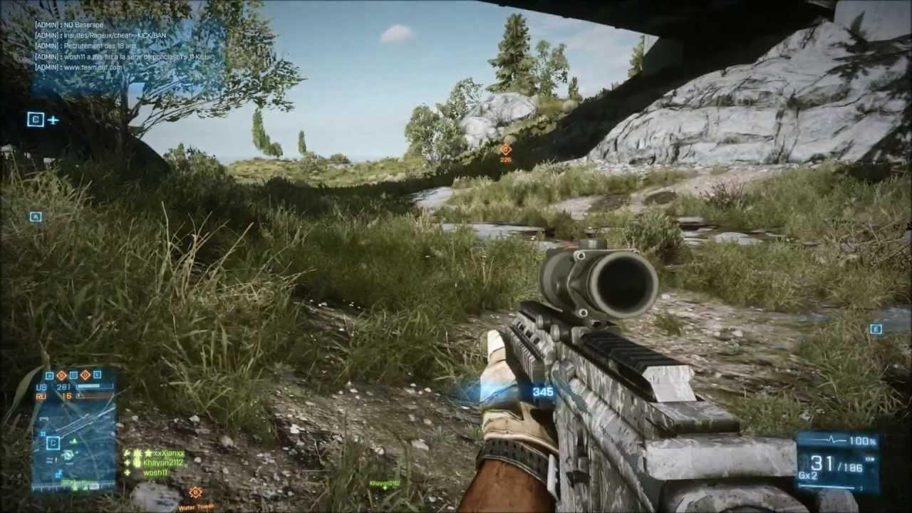 Battlefield 3 Max Settings Radeon 7870
