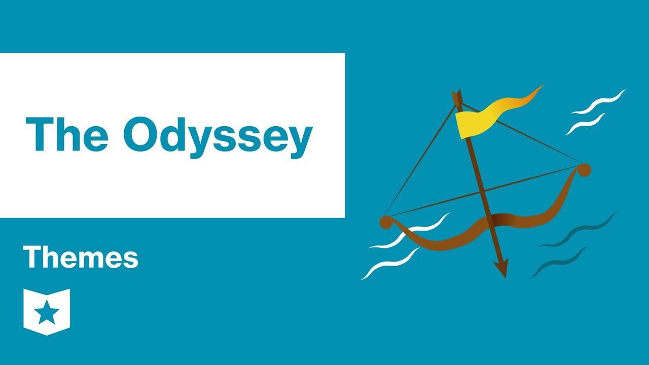 the odyssey summary