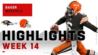 Baker Mayfield Goes WILD w/ 3 TDs & 343 Passing Yds | NFL 2020 Highlights