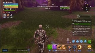 Complete missions play with other FORTNITE save the world