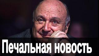 Михаилу Жванецкому поставили страшный диагноз погубивший многих артистов