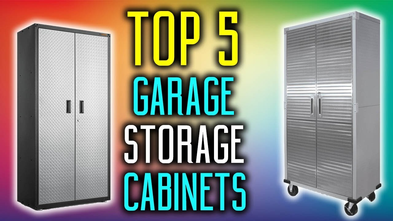 Best Garage Storage Cabinets 2018 The Systems Reviews Vid