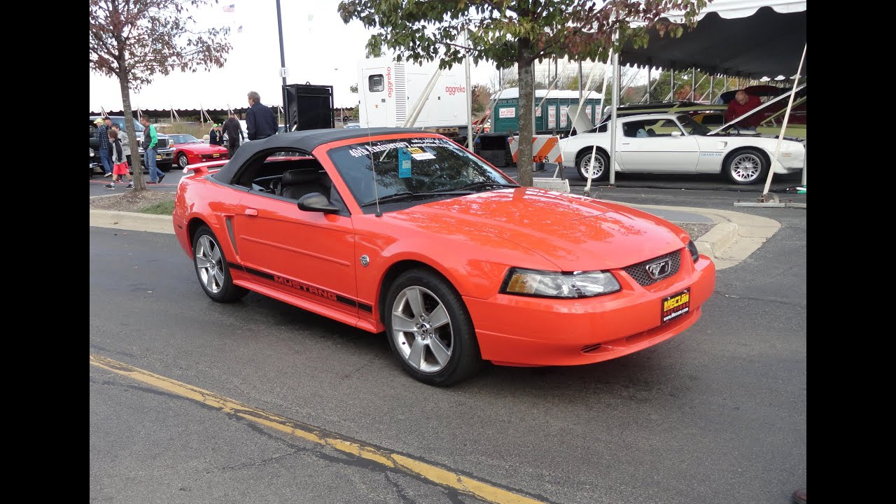 2004 ford mustang convertible 40th anniversary my car story with lou costabile
