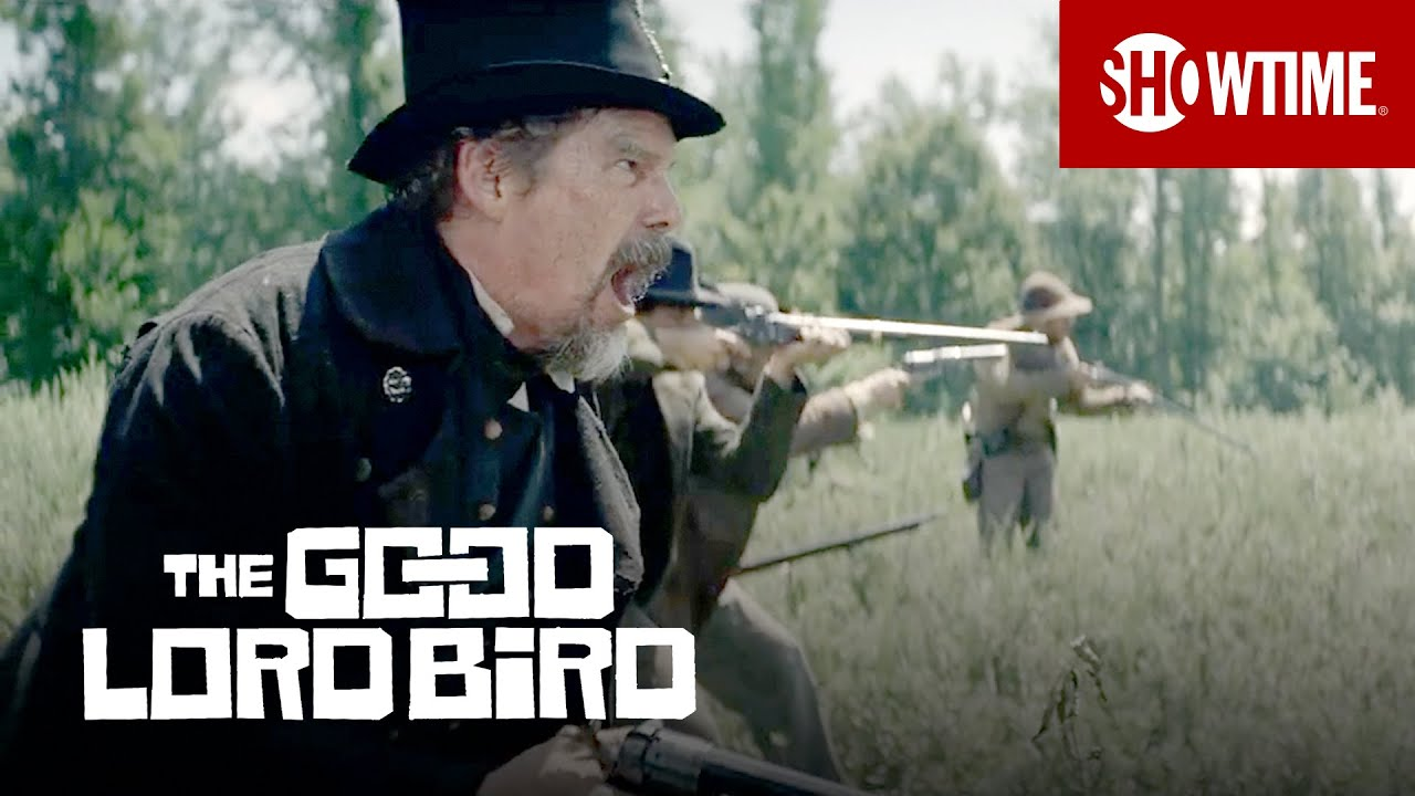 Next on the Series Premiere | The Good Lord Bird | SHOWTIME