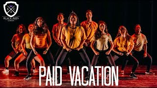 Paid Vacation (THE PURPLE POST)
