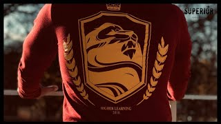 Behind the Brand | Higher Learning Collection | Screen Printing