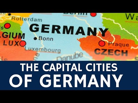 Capital Cities of Germany (Besides Berlin) – Quick History Facts