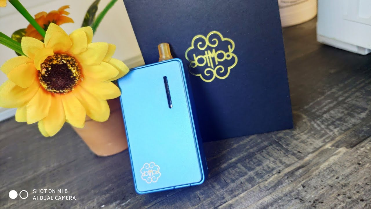DotAio DotMod - (All in One kit) unboxing e Review