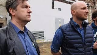 """""""Архнадзор"""" посещает дом Гектора Баракки в Саратове"""