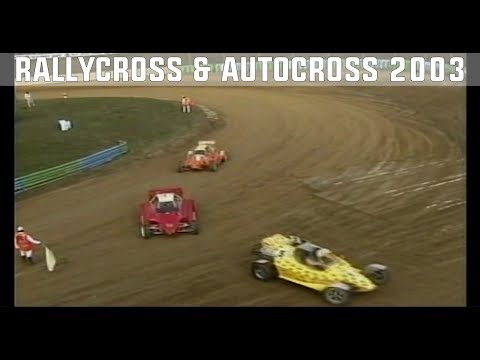 Rallycross & Autocross 2003 | Circuit de Faleyras