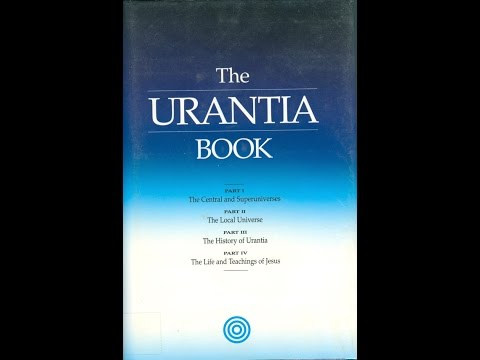 The Urantia Book - part 3 audiobook - with music (Love, God, Jesus, Universe, Angels, Spiritual)