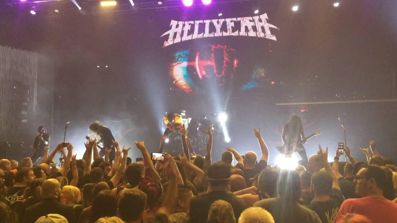 Resultado de imagen de Hellyeah House of Blues Cleveland, Ohio 2015