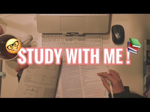 Study With Me! | Real Time Study Session for Study Motivation