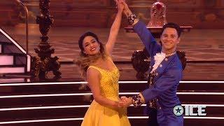 Dancing with the Stars 28 - Ally Brooke & Sasha   LIVE 10-14-19