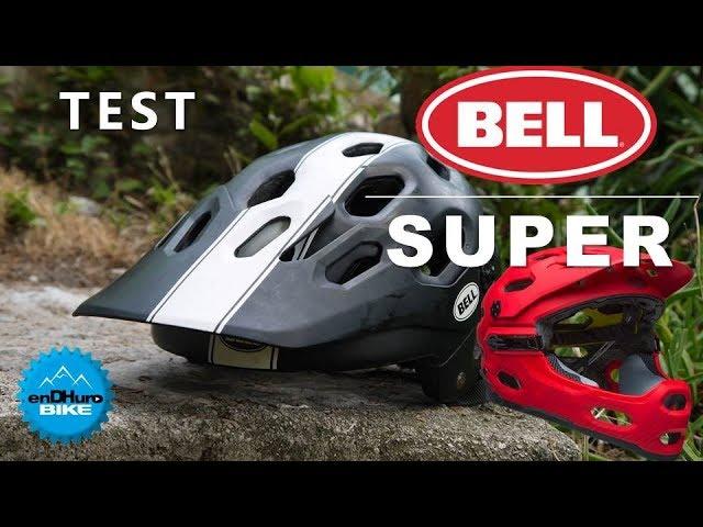 Vidéo Test Bell Super Casque Vtt Enduro Endhurobike Test
