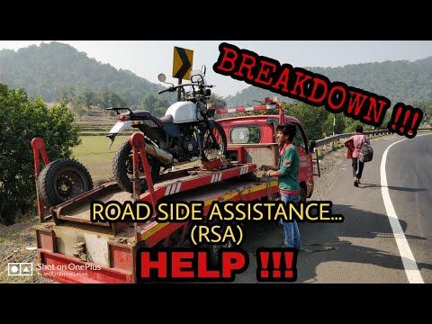 Breakdown In Mumbai - Charoti Ride | Royal Enfield Himalayan