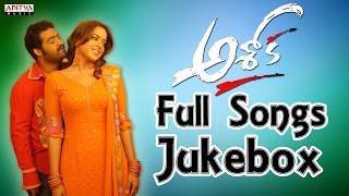 Ashok Telugu Movie Songs Jukebox II Jr.Ntr, Sameera Reddy